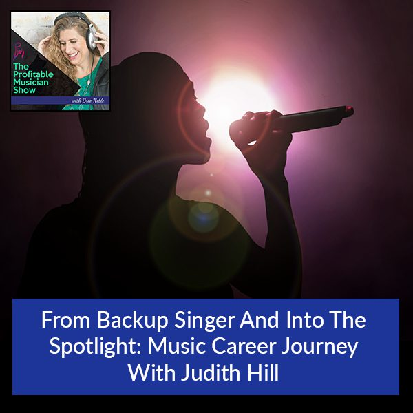 From Backup Singer And Into The Spotlight: Music Career Journey With Judith Hill