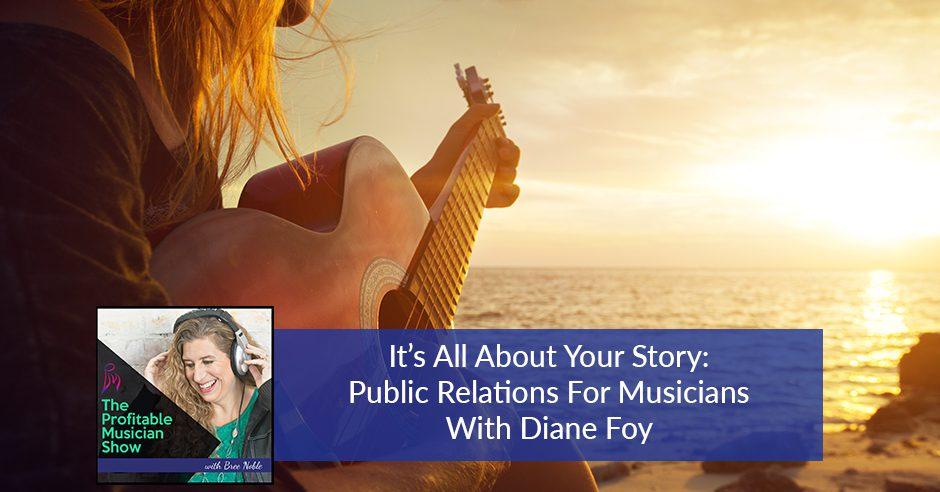 TPM 30 Diane Foy | Public Relations For Musicians