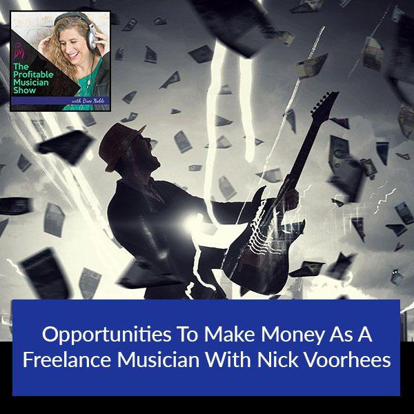TPM 45 | Freelance Musician