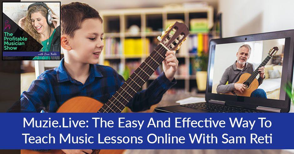 TPM 47 | Teach Music Lessons